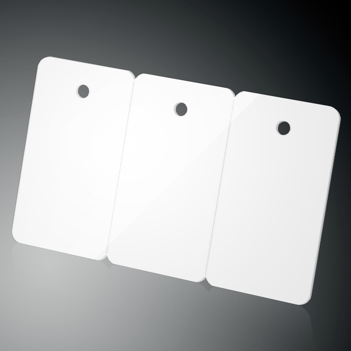 3KEY plastic card