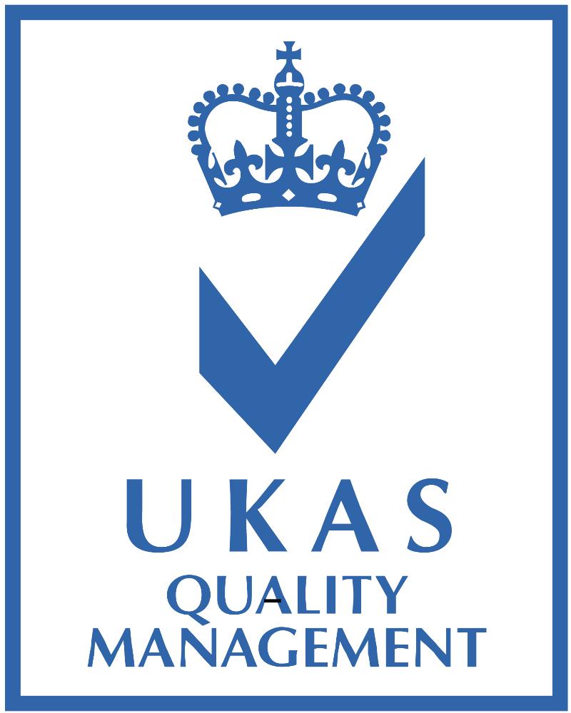 UKAS (The United Kingdom Accreditation Service