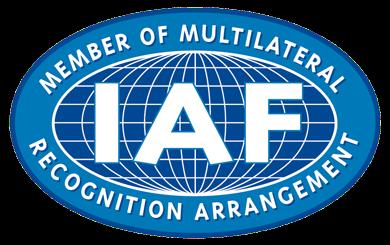 IAF (International Accreditation Forum) Member