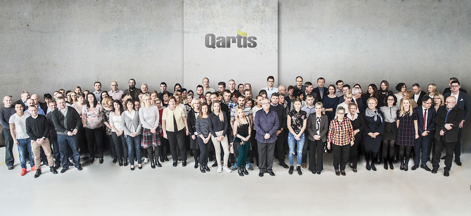 QARTIS S.A. Team Photo