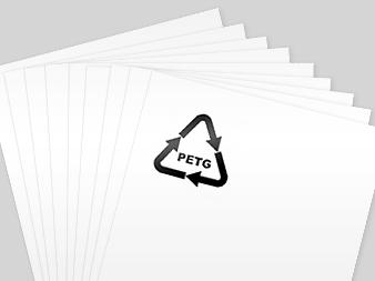 PET-G sheets