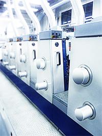 Maszyna drukująca KOMORI